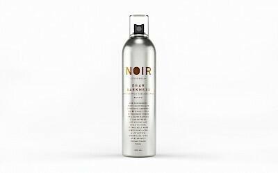 DEAR DARKNESS Dry Shampoo and Texturising Spray-Brown 250ml