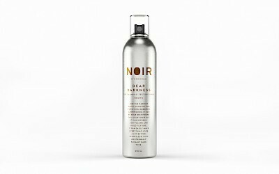 DEAR DARKNESS Dry Shampoo and Texturising Spray-Brown 250ml