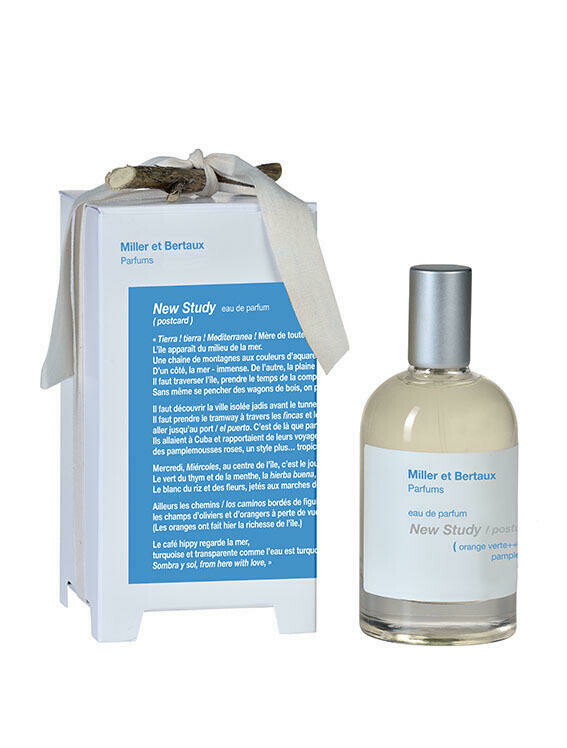 NEW STUDY Eau de Parfum 100ml