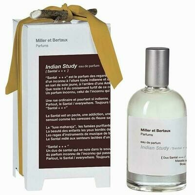 INDIAN STUDY Eau de Parfum 100ml