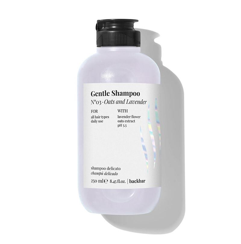 Gentle Shampoo 250ml