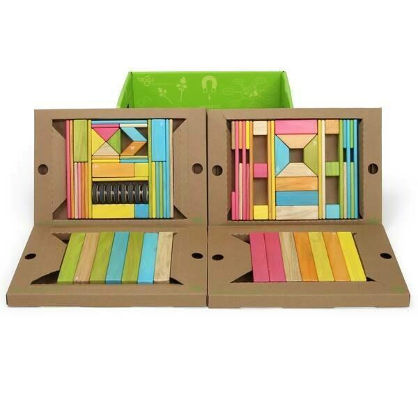 TEGU 90 Piece Classroom Kit