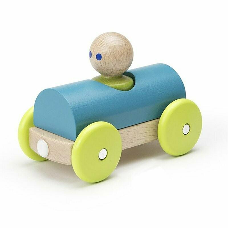 TEGU Magnetic Racer - Teal