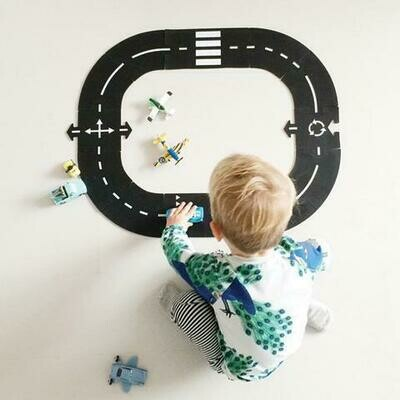 Waytoplay Ring Road 12 Piece set