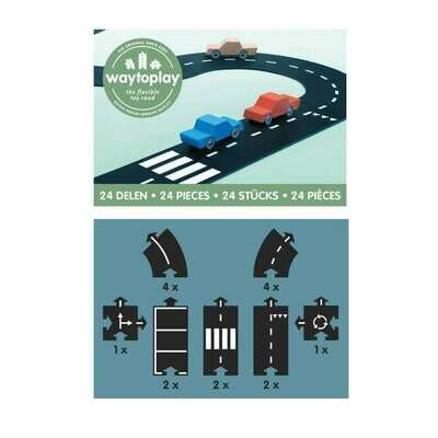 WaytoPlay Highway 24 pc set