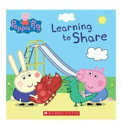 BOOK: Peppa Pig Learning to Share