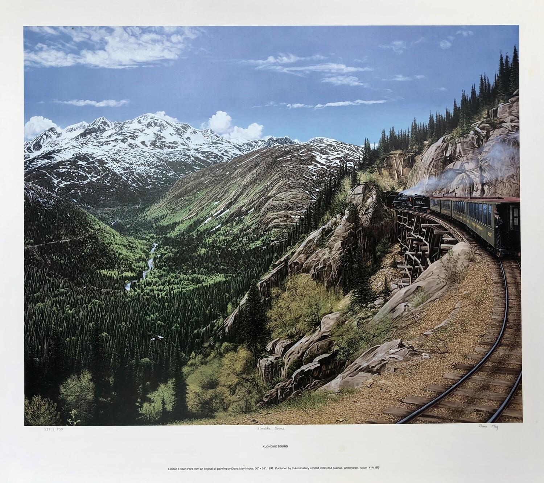 """Klondike Bound"" Print"