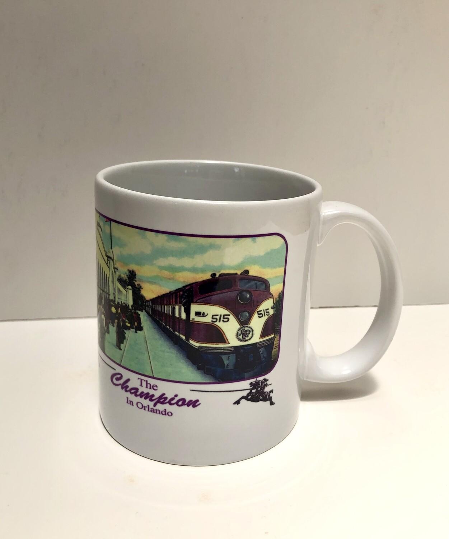 "Atlantic Coast Line ""Champion Mug"""