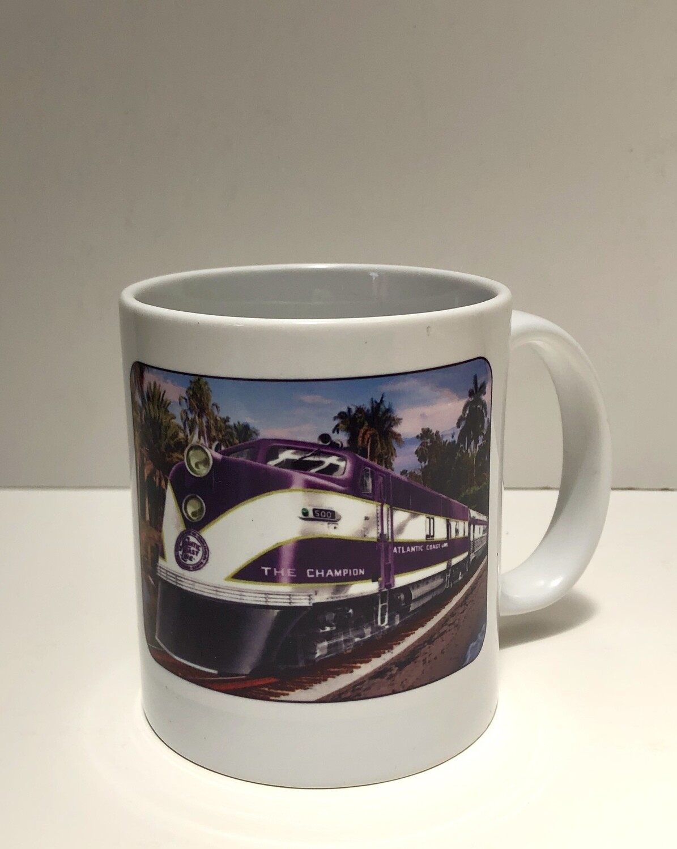 "Atlantic Coast Line ""Champion"" Mug"