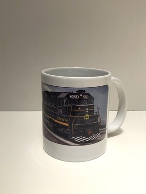 Seaboard Coast Line Railroad Mug