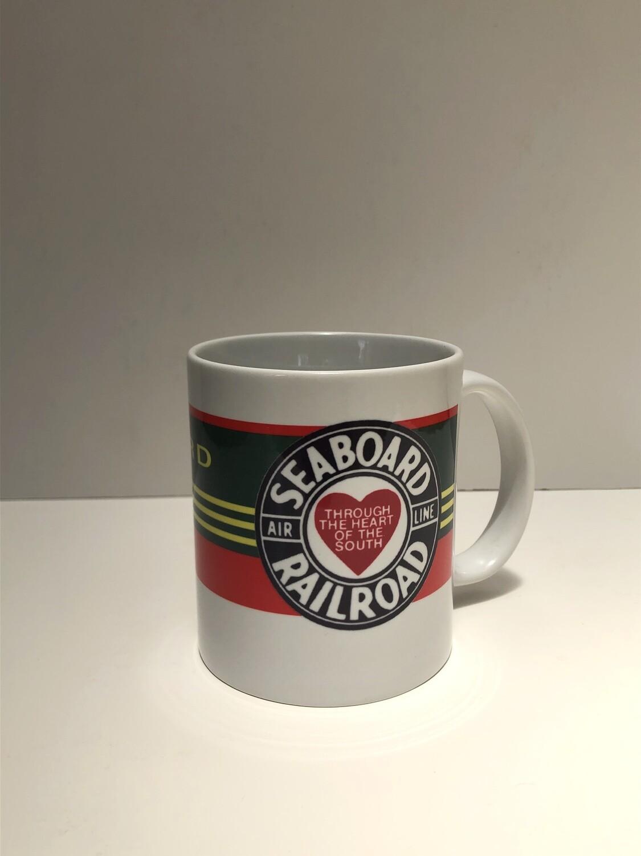 """Seaboard """"Airline Railroad"""" Mug"""