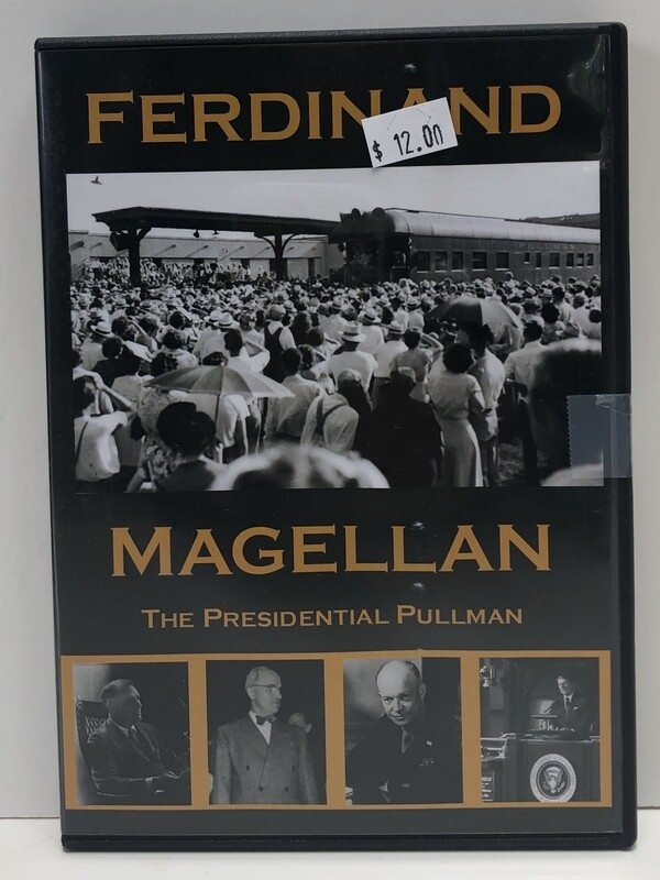 Ferdinand Magellan DVD