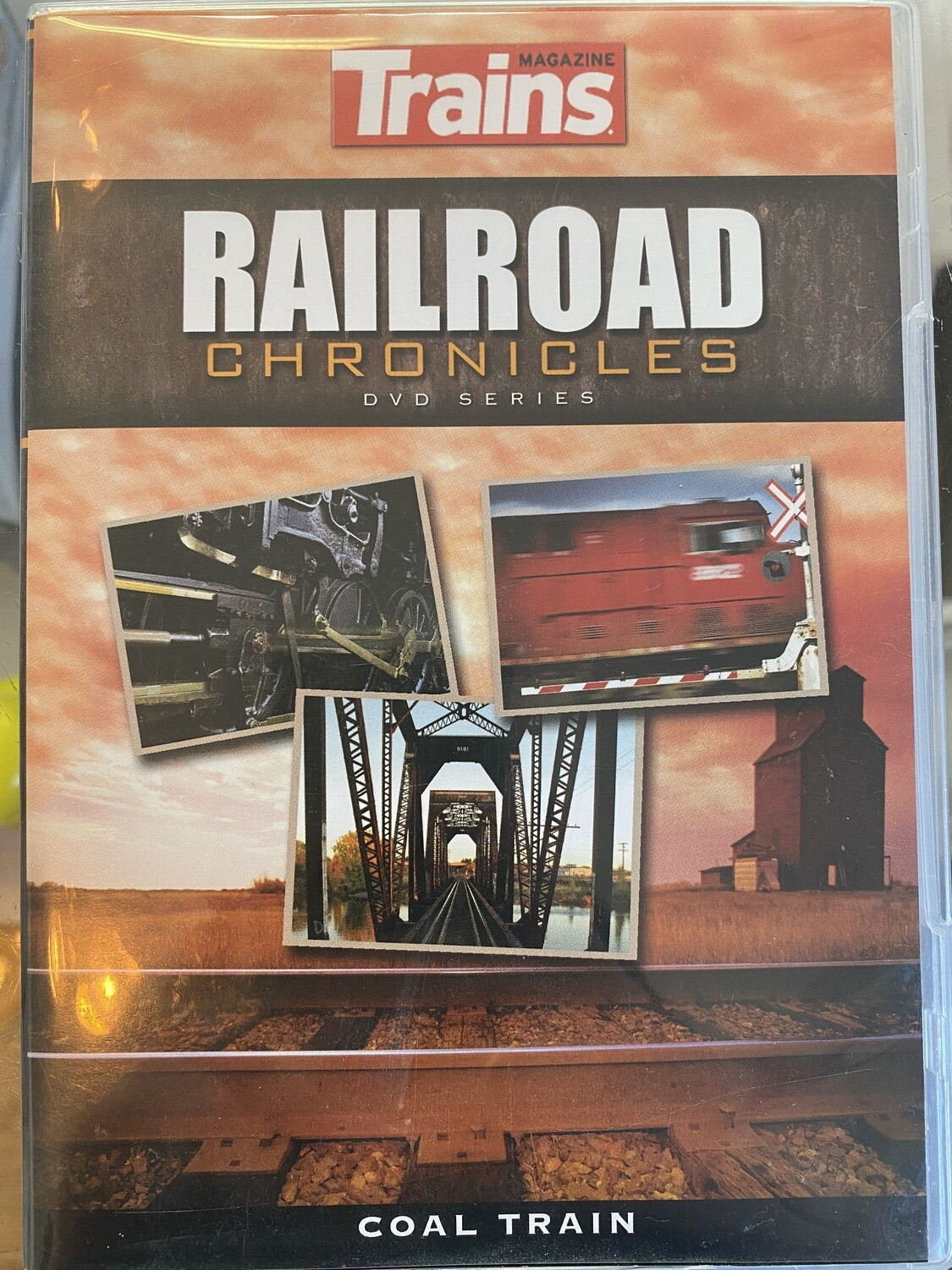 Railroad Chronicles: Coal Train