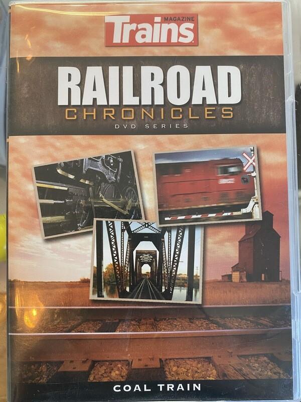 Railroad Chronicles: Coal Train