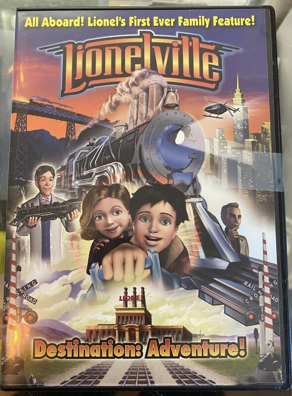 Lionelville - Destination: Adventure