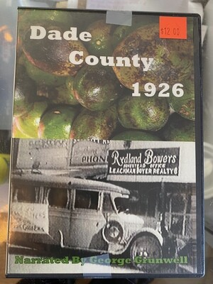 Dade County 1926