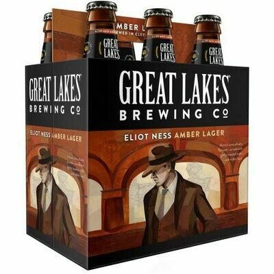 Great Lakes - Elliot Ness - Amber Lager