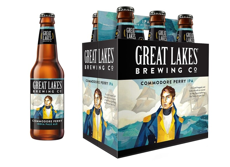 Great Lakes - Commodore Perry IPA