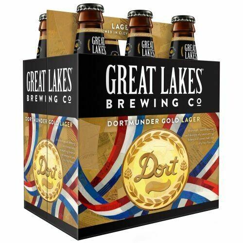 Great Lakes - Dortmunder Gold Lager