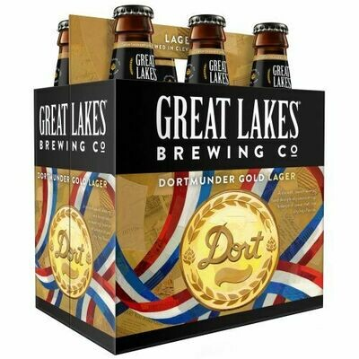 Great Lakes - Dortmunder Gold Lager