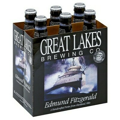Great Lakes -Edmund Fitzgerald - Porter