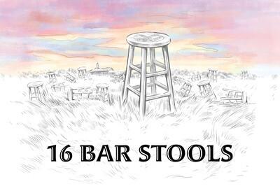 Brookeville Beer Farm - 16 Bar Stools