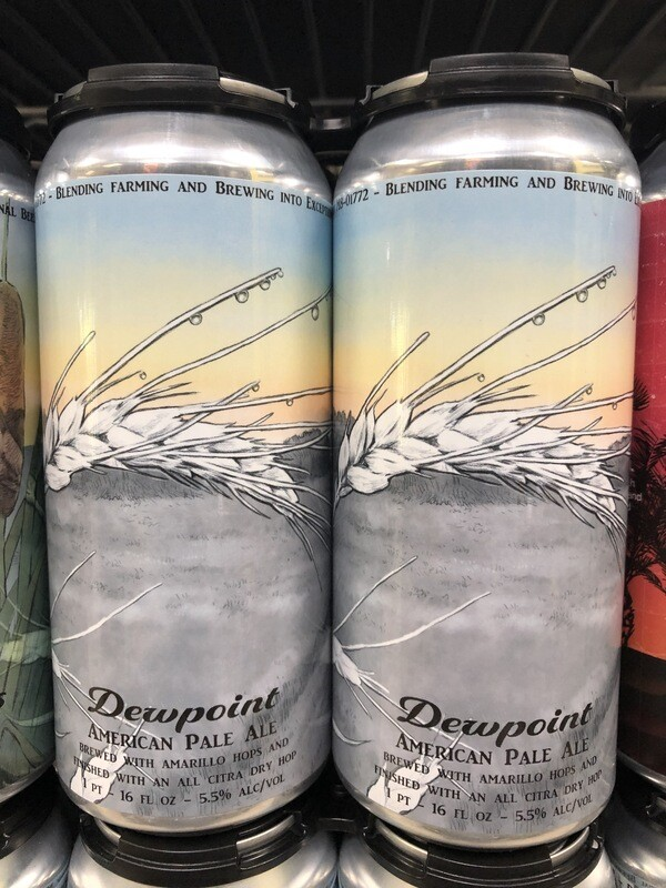 Brookeville Beer Farm - Dewpoint American Pale Ale