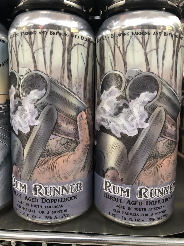 Brookeville Beer Farm - Rum Runner