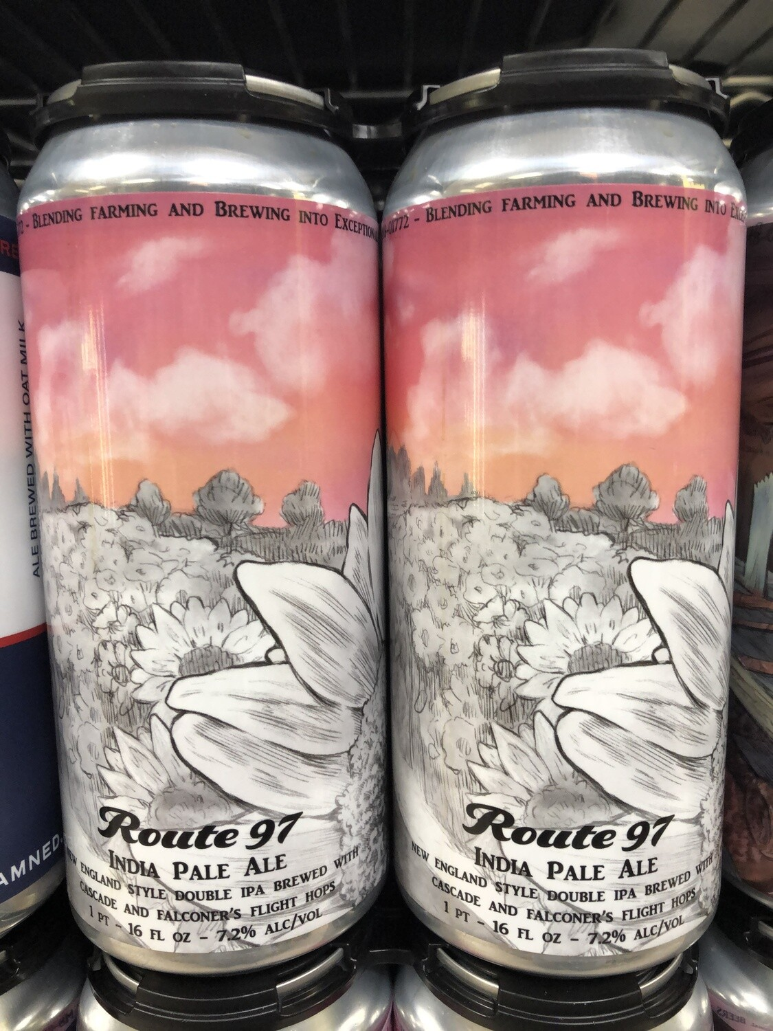 Brookeville Beer Farm - Route 97