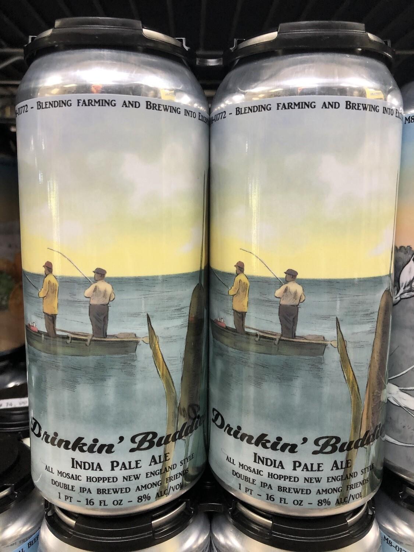 Brookeville Beer Farm - Drinkin' Buddies