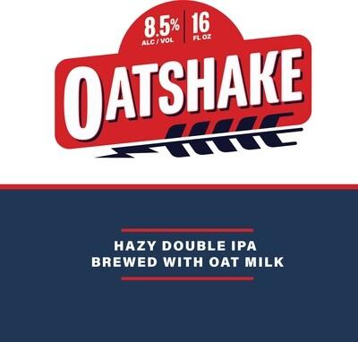 Duclaw - Oatshake Double IPA