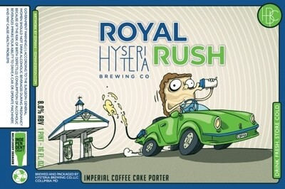 Hysteria - Royal Rush