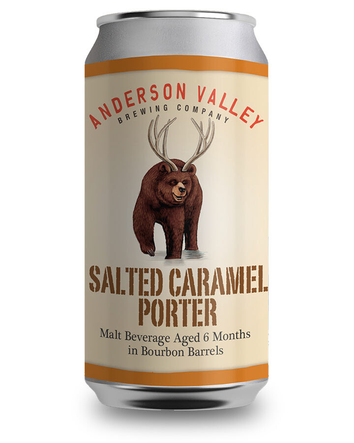 Anderson Valley - Salted Caramel Porter
