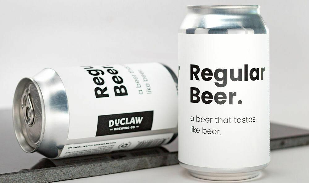 Duclaw - Regular beer