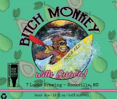 7 Locks - Bitch Monkey Sour Ale