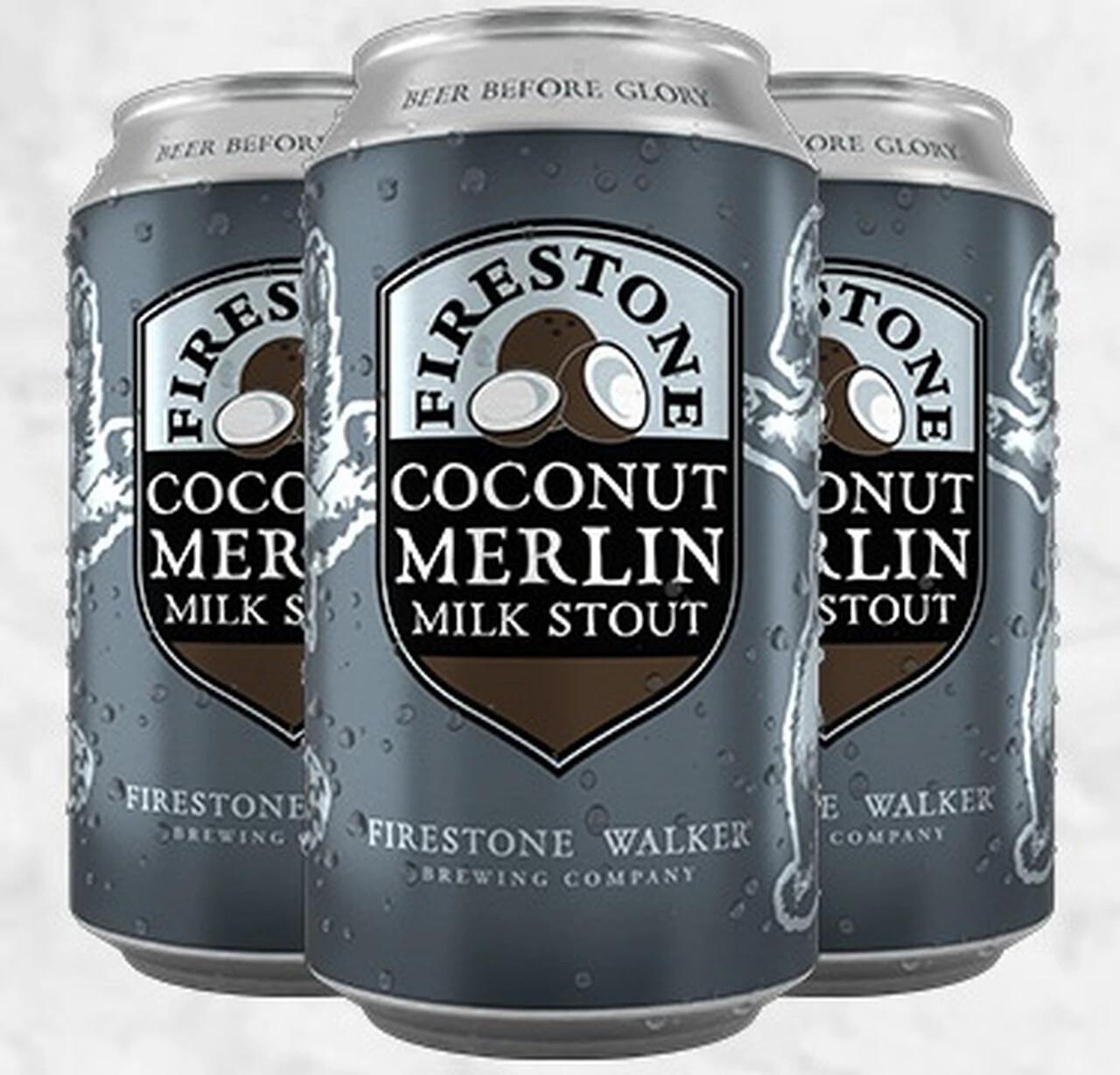 Firestone Walker - Coconut Merlin