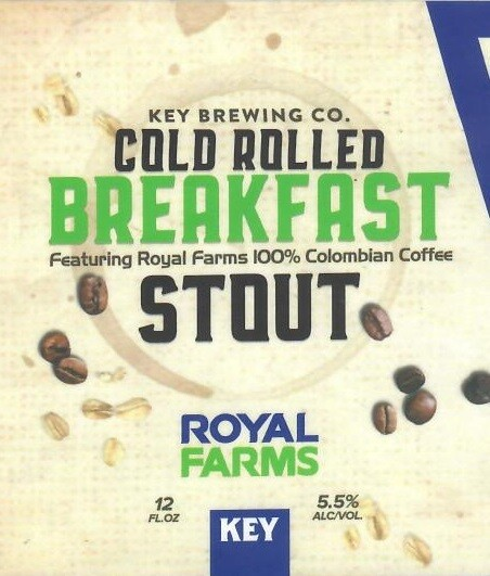 Key - Cold Rolled Breakfast Stout