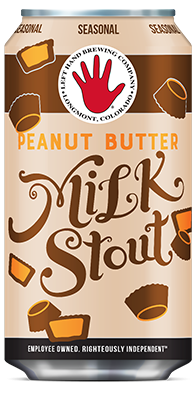 Left Hand - Peanut Butter Milk Stout