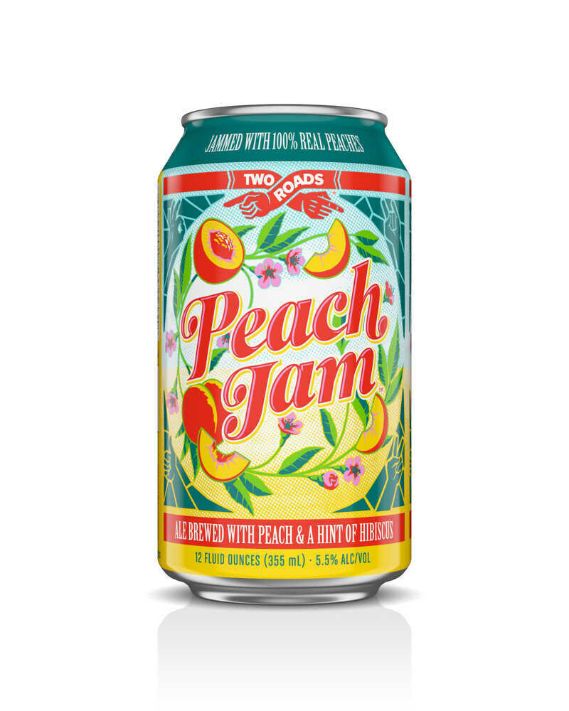Two Roads - Peach Jam