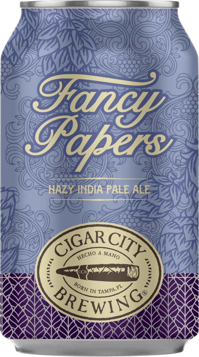 Cigar City - Fancy Paper