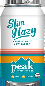 Peak Organic - Slim Hazy