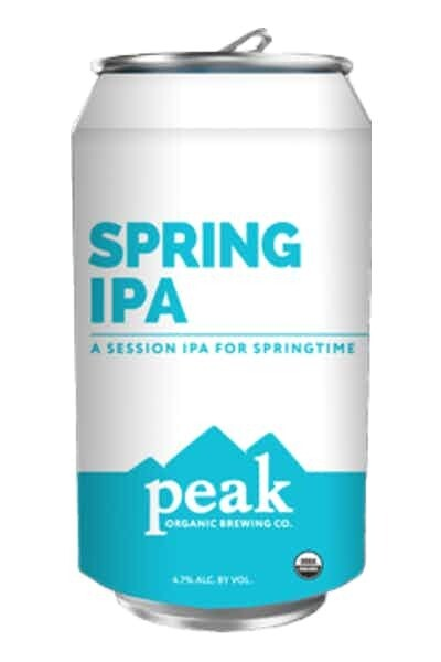 Peak Organic - Spring IPA