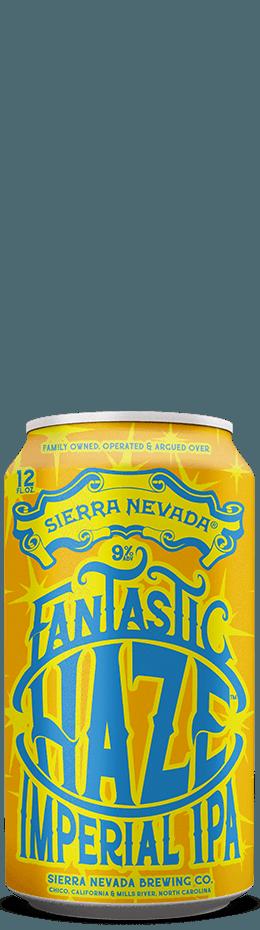 Sierra Nevada - Fantastic Haze Imperial IPA