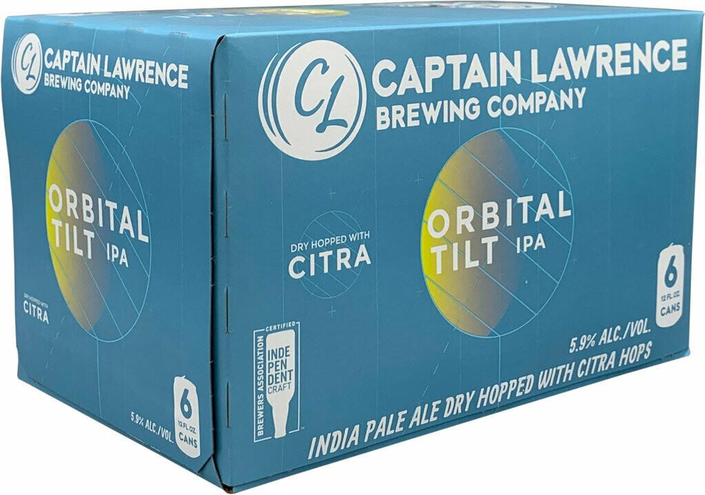 Captain Lawrence - Orbital Tilt IPA