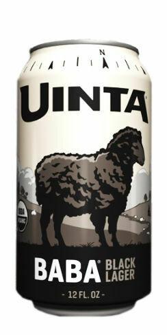 Uinta - Baba Black Lager