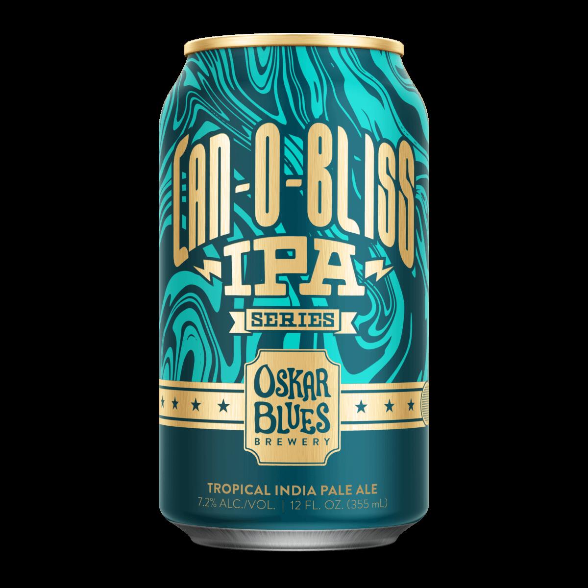 Oskar Blues - Can-O-Bliss Tropical IPA