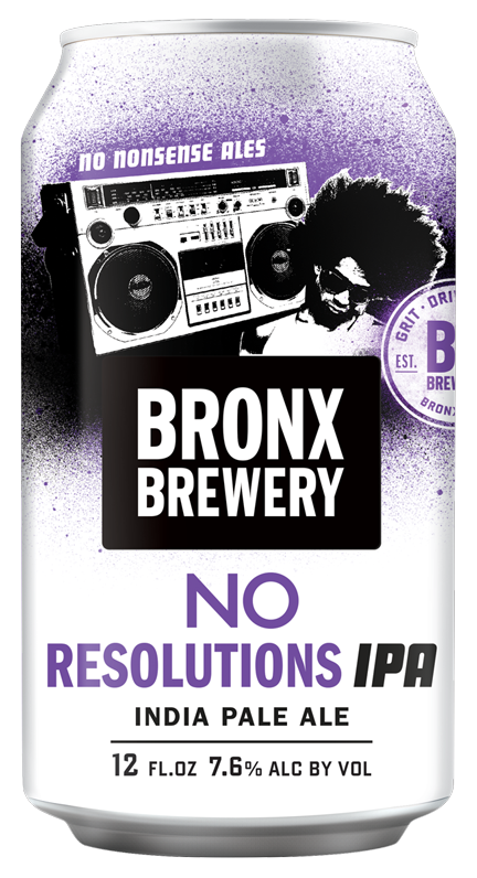 Bronx Brewery - No Resolutions IPA