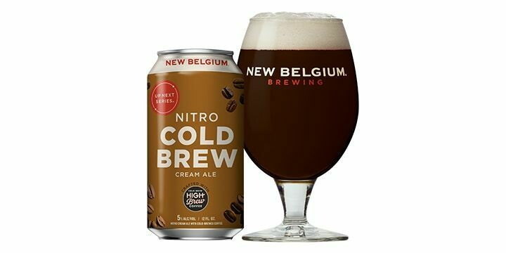 New Belgium - Nitro Cold Brew Cream Ale