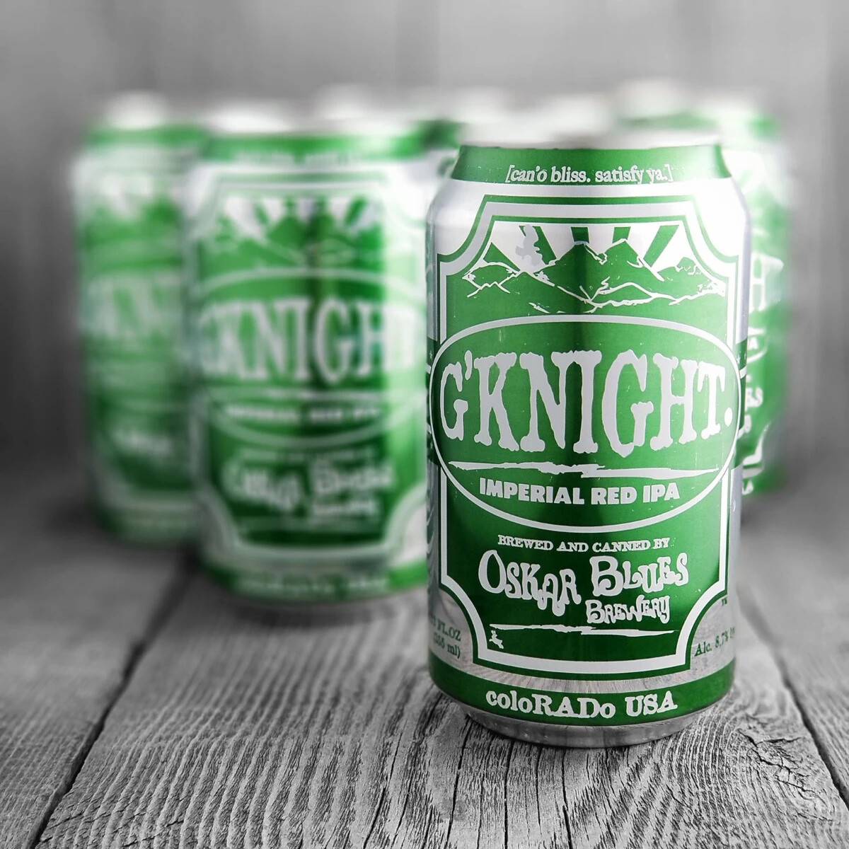 Oskar Blues - G'Knight