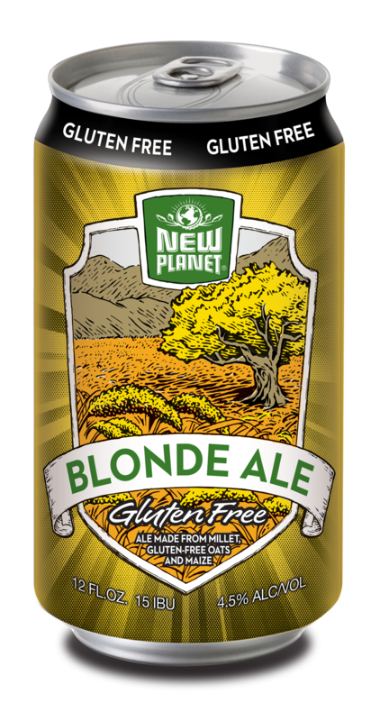 New Planet - Blonde Ale